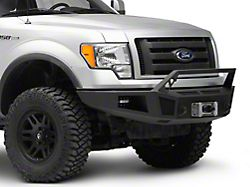 Barricade HD Winch Front Bumper with LED Lighting (09-14 F-150, Excluding Raptor)