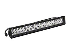 Barricade Off-Road 20-Inch Dual Row LED Light Bar for Barricade Pre-Runner Front Bumpers Only (Universal; Some Adaptation May Be Required)