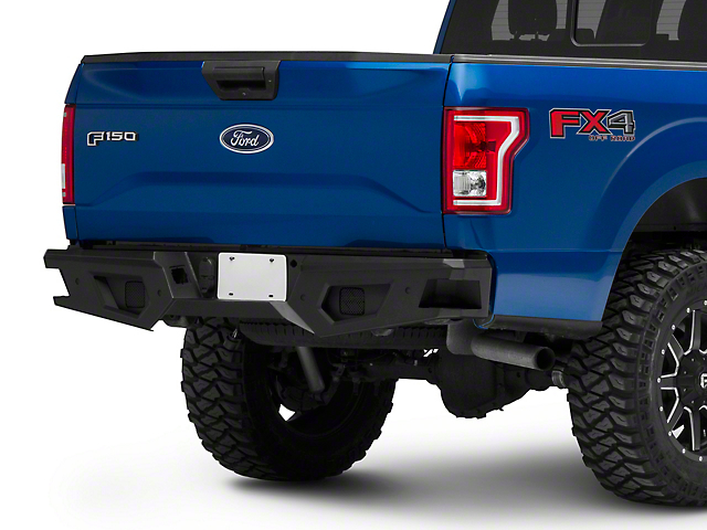 Barricade HD Off-Road Rear Bumper (15-20 F-150, Excluding Raptor)
