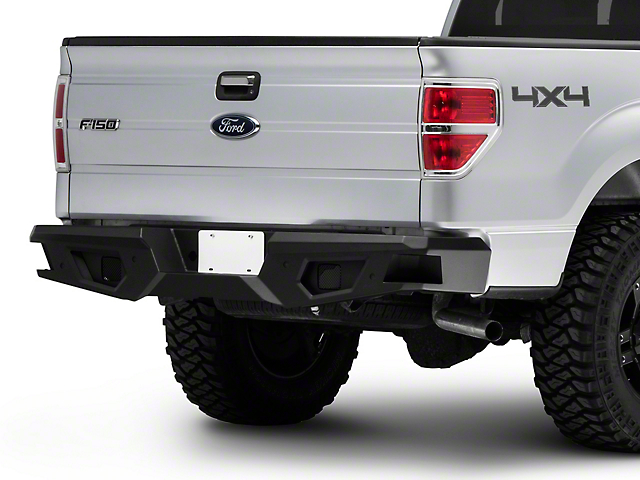 Barricade HD Off-Road Rear Bumper (06-14 F-150)
