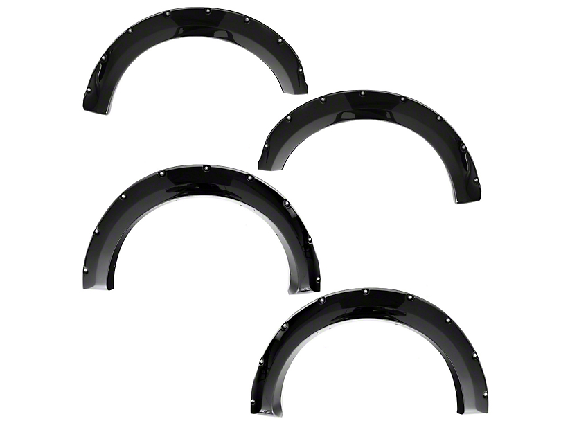 Smittybilt M1 Fender Flares - Black (18-19 F-150, Excluding Raptor)