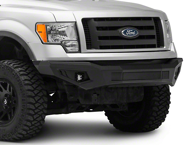 Barricade HD Off-Road Front Bumper w/ LED Lighting (09-14 F-150, Excluding Raptor)