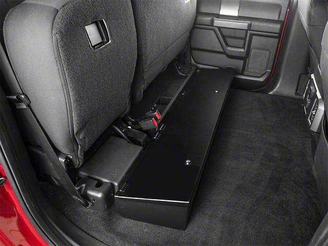 F150 Under Seat Storage >> Alterum Locking Under Seat Storage Box 15 19 F 150 Supercrew
