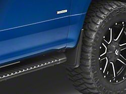 Molded Mud Guards; Front and Rear (15-17 F-150, Excluding Raptor)