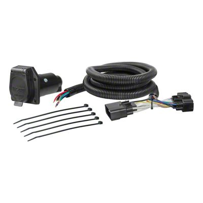 7-Way Hitch Wiring Harness (15-19 F-150) on