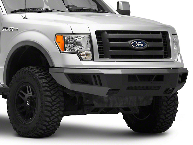 Armour Front Bumper (09-14 F-150, Excluding Raptor)
