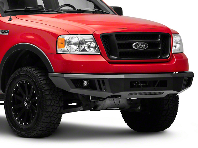 Barricade Extreme HD Front Bumper with LED Fog Lights (04-08 F-150)