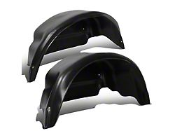 Rear Wheel Well Guard Covers (15-20 F-150, Excluding Raptor)