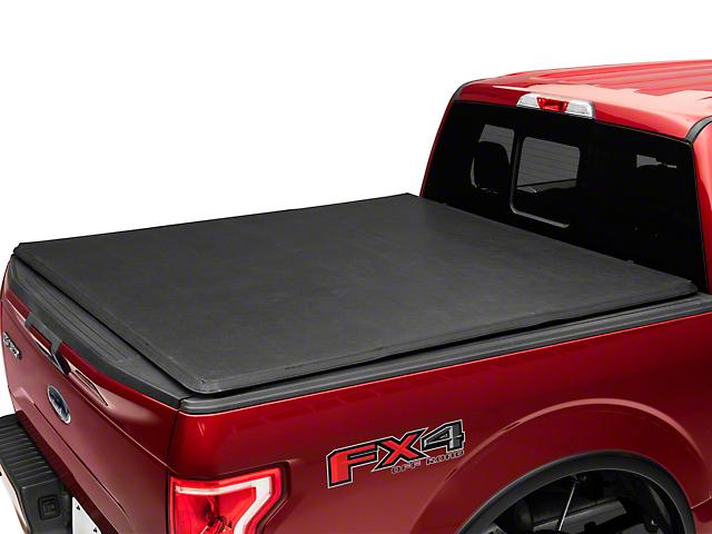 Tri-Fold Soft Tonneau Cover (02-18 RAM 1500 w/ 5.7-Foot & 6.4-Foot Box & w/o RAM Box)