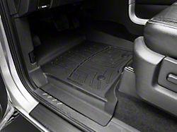 Weathertech Front Floor Liner HP; Black (10-14 F-150)