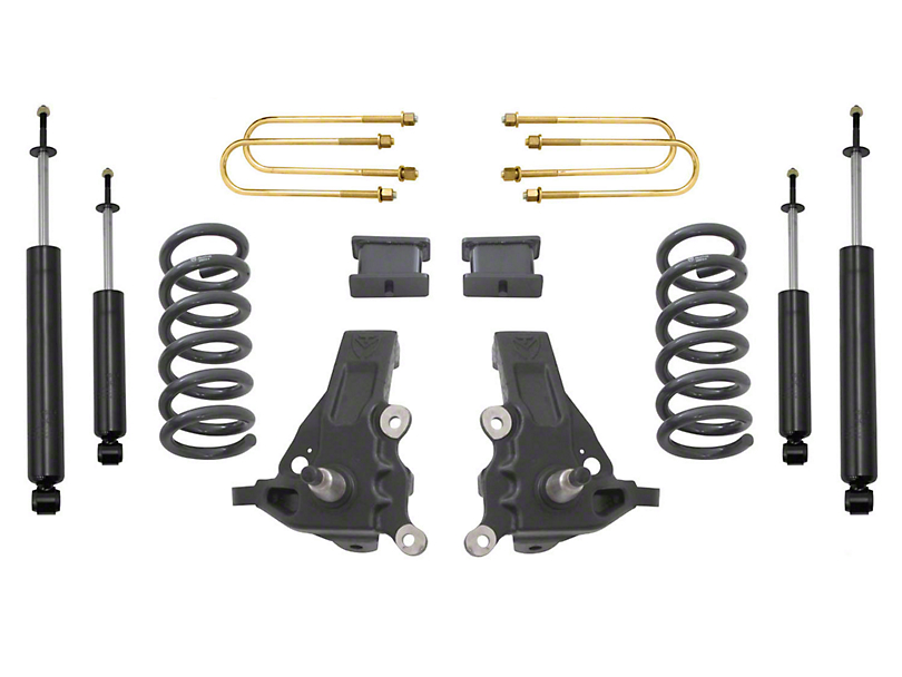 Max Trac 5.50-Inch Suspension Lift Kit with Max Trac Shocks (97-03 2WD V6 F-150)