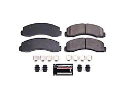 Power Stop Z23 Evolution Sport Carbon-Fiber Ceramic Brake Pads; Front Pair (10-20 F-150)