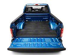 Husky Heavy Duty Bed Mat; Black (19-21 Sierra 1500 w/ 5.80-Foot Short & 6.50-Foot Standard Box)