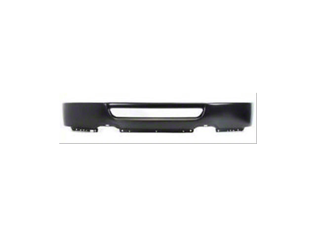 Front Bumper without Fog Light Openings; Black (06-08 F-150)