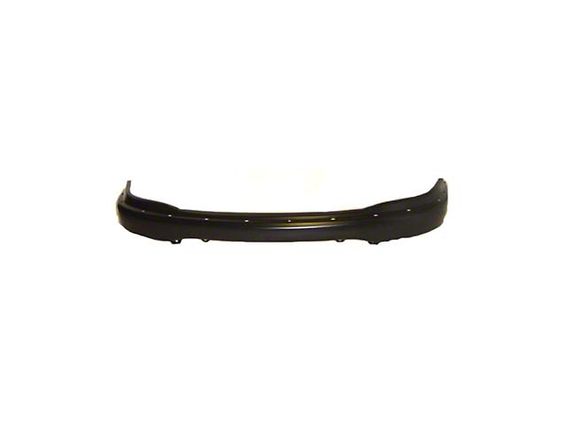 Front Bumper without Fog Light Openings; Unpainted (99-03 F-150, Excluding Lightning)