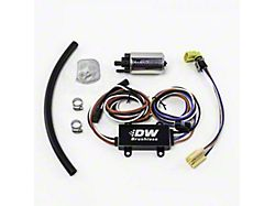 DeatschWerks DW440 Brushless Fuel Pump with Dual Speed Controller (15-20 F-150)