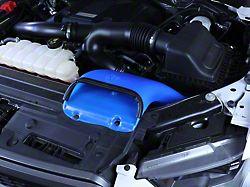 AFE Quantum Cold Air Intake Scoop; Blue (15-22 F-150)
