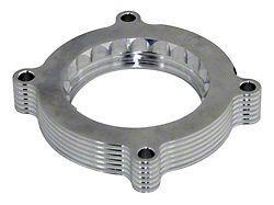 AFE Silver Bullet Throttle Body Spacer (11-20 5.0L F-150)