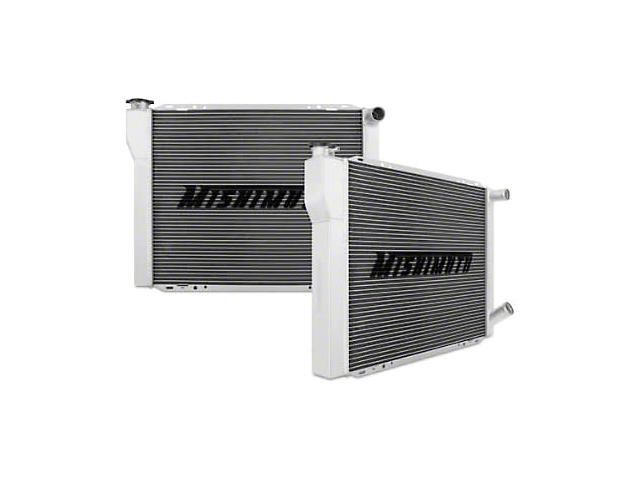 Mishimoto Radiator; MishiMotorsports Universal Dual Pass Race Radiator (Universal Fitment)