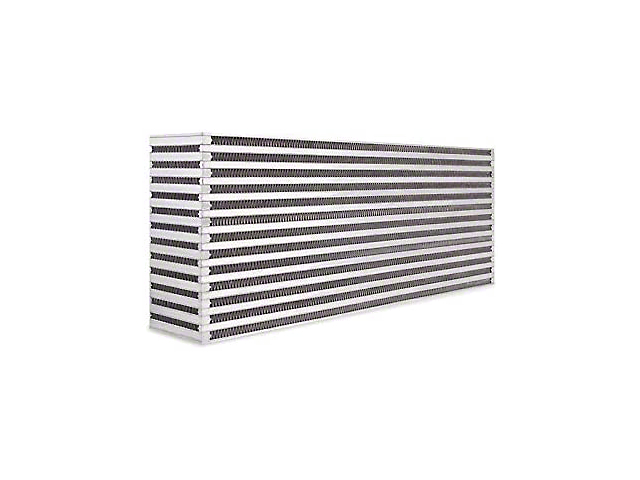 Mishimoto Intercooler Core; Universal Air-to-Air Race Intercooler Core (Universal Fitment)