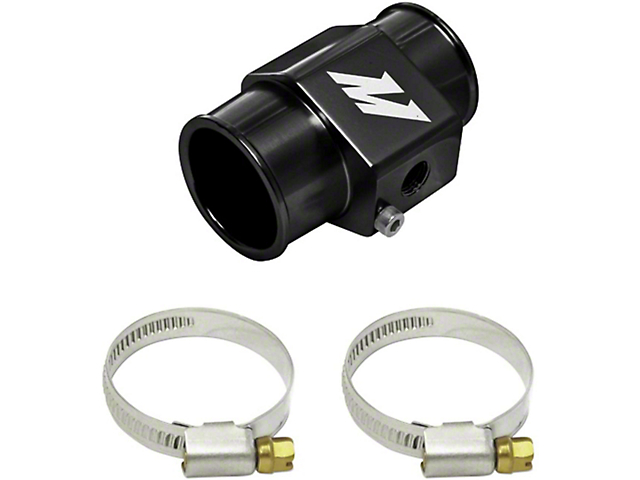Mishimoto Engine Coolant Pipe Adapter; Water Temperature Sensor Adapter - 38mm (Universal Fitment)