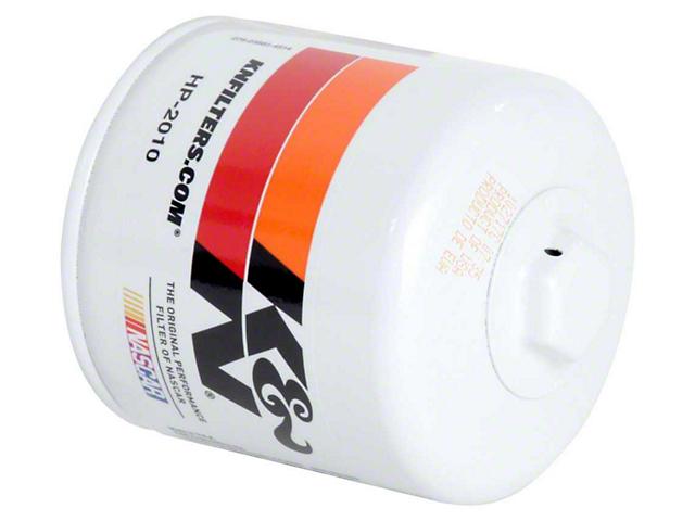 K&N Performance Gold Oil Filter (2008 V6; 11-16 5.7L HEMI; 11-19 6.2L HEMI, 6.4L HEMI)