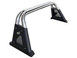 Sport Bar 3.0 Roll Bar; Polished (04-22 F-150 Styleside)