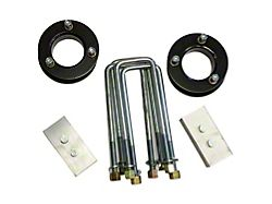 CCM Offroad 3-Inch Front / 1.50-Inch Rear Lift Kit (09-13 4WD F-150, Excluding Raptor)