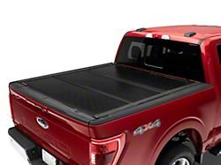 Rough Country Low Profile Hard Tri-Fold Tonneau Cover (21-22 F-150 w/ 5-1/2-Foot Bed)