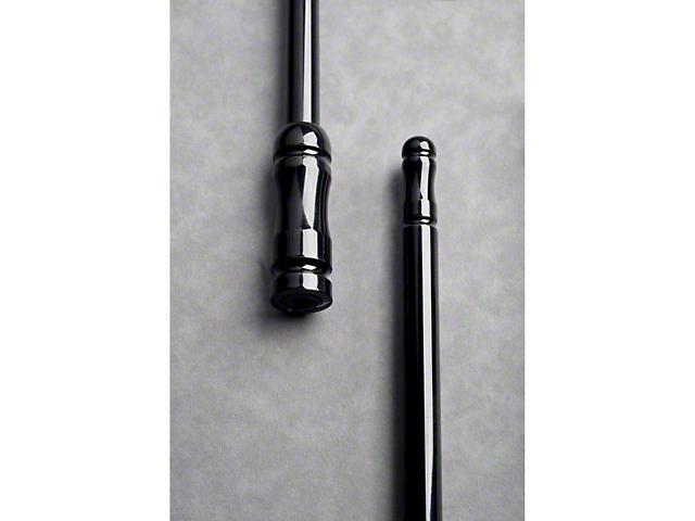 The Big Stick Antenna; 12-Inch; Black (Universal Fitment)