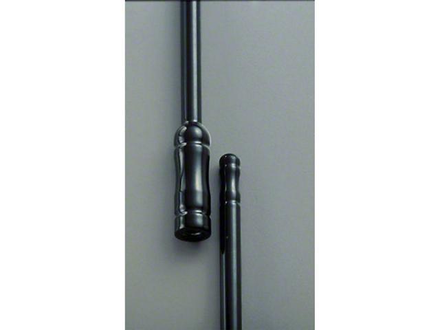 Antenna; 21-Inch; Black Powder Coat
