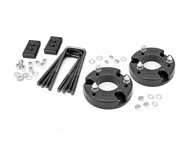 Rough Country 2-Inch Front Leveling Kit (2021 F-150, Excluding Raptor)
