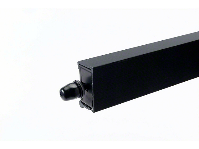 Light Bar Cover for 60-Inch Curved or Straight Light Bar