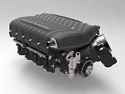 Whipple W185RF 3.0L Intercooled Supercharger Kit; Black; Stage 2 (2021 5.0L F-150)