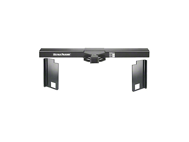 Ultra Frame Service Body Receiver Class V Trailer Hitch; 44-Inch Crosstube; Long 16-Inch Side Brackets (Universal; Some Adaptation May Be Required)