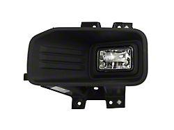 Ford Factory Halogen Fog Light; Passenger Side (18-20 F-150, Excluding Raptor)