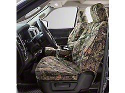 Covercraft SeatSaver Front Seat Covers; Carhartt Mossy Oak Break-Up Country (09-14 F-150 w/ Bucket Seats)