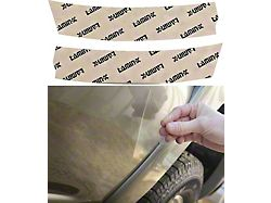 Lamin-X Wheel Arch Guards Paint Protection Film (18-20 F-150)