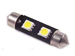 Diode Dynamics Red LED Dome Light Bulb; 39mm SMF2 (11-16 F-250/F-350 Super Duty)
