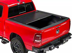 Pace Edwards BedLocker Retractable Bed Cover; Gloss Black (21-22 F-150 w/ 5-1/2 & 6-1/2-Foot Bed)