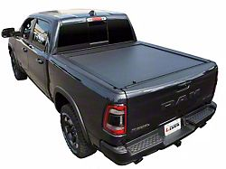 Pace Edwards JackRabbit Full Metal Retractable Bed Cover; Matte Black (21-22 F-150 w/ 5-1/2 & 6-1/2-Foot Bed)