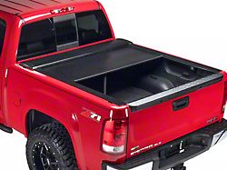 Pace Edwards SwitchBlade Metal Retractable Bed Cover; Gloss Black (21-22 F-150 w/ 5-1/2 & 6-1/2-Foot Bed)