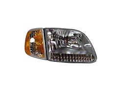 Headlight Combination Assembly; Right; Replacement Part (1997 F-150)