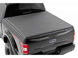 Rough Country Soft Tri-Fold Tonneau Cover (21-22 F-150 w/ 5-1/2-Foot Bed)
