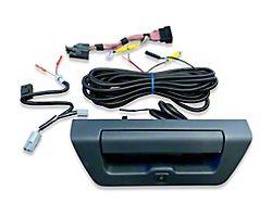 Infotainment Tailgate Handle Backup Camera Kit (15-17 F-150 w/ 8-Inch Display)