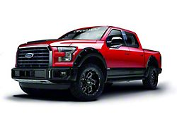 Air Design OE Style Off-Road Styling Kit; Unpainted (15-17 F-150 SuperCrew, Excluding Raptor)