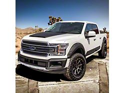 Air Design Off-Road Styling Kit with Fender Vents; Unpainted (18-20 F-150 SuperCrew, Excluding Raptor)