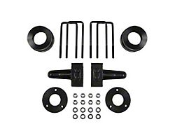 Pro Comp Suspension 2.50-Inch Front Leveling Kit with Rear Lift Blocks (04-22 4WD F-150, Excluding Raptor)