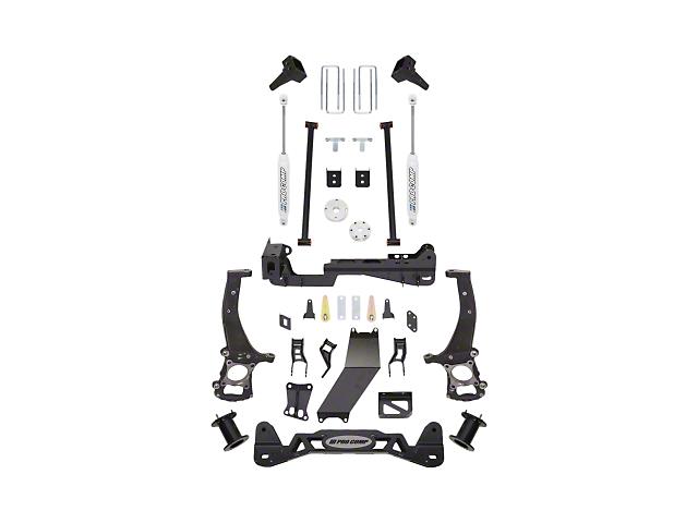 Pro Comp Suspension 6-Inch Stage I Suspension Lift Kit with ES9000 Shocks (15-20 4WD F-150, Excluding Raptor)