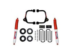 SkyJacker 3-Inch Suspension Lift Kit with Hydro Shocks (21-22 4WD F-150, Excluding Raptor)